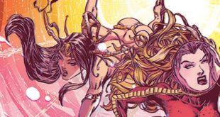 Barbarella - Dejah Thoris