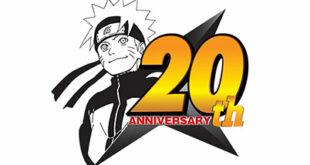Naruto 20th Anniversary