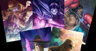 Street Fighter Dark Warriors