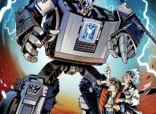 Transformers/Back To The Future