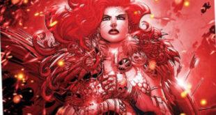 Red Sonja Black White Red