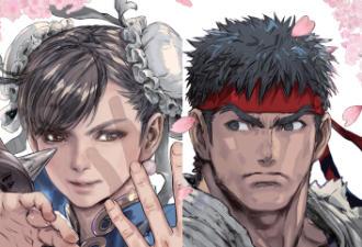 Street Fighter Beyond The World